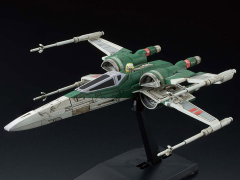 Star Wars X-Wing Fighter (The Rise of Skywalker) #17 1/144 Scale Model Kit