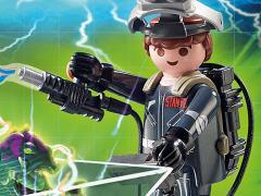 Ghostbusters II Playmobil Raymond Stantz