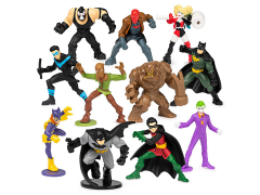 "DC Comics Batman 2"" Pack of 12 Random Figures"