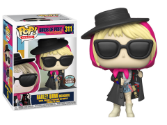 Pop! Heroes: Birds of Prey - Specialty Series Harley Quinn (Incognito)