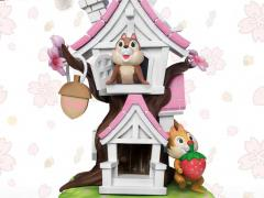 Disney D-Stage DS-057 Chip 'n Dale Treehouse PX Previews Exclusive Statue