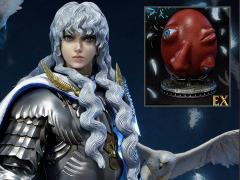 Berserk Ultimate Premium Masterline Griffith The Falcon of Light Exclusive 1/4 Scale Statue