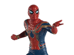 Marvel Movie Hero Collector Heavyweights #3 Spider-Man