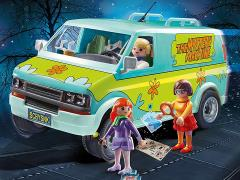 Scooby-Doo Playmobil Mystery Machine Set