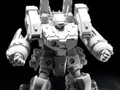 Robotech MiniTech MT06 Armored VF-1J (Hikaru Ichijyo Ver.) 1/285 Scale Model Kit
