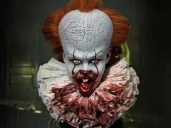 IT (2017) Pennywise (Surprised) 1/2 Scale High Definition Bust