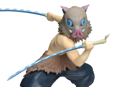 Demon Slayer: Kimetsu no Yaiba Super Premium Hashibira Inosuke Figure