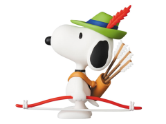 Peanuts Ultra Detail Figure No.542 Robin Hood Snoopy