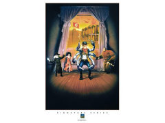 Puppet Master III: Toulon's Revenge Signature Series Print