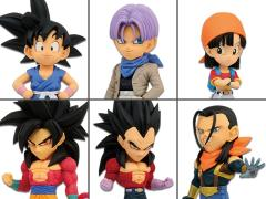 Dragon Ball GT World Collectable Figure Vol.1 Box of 6 Figures
