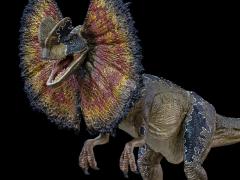 Jurassic Park Dilophosaurus  1/10 Art Scale Limited Edition Statue