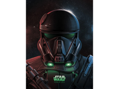 Star Wars Imperial Death Trooper Limited Edition Art Print