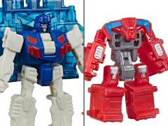 Transformers War for Cybertron: Earthrise Battle Masters Wave 1 Set of 2 Figures
