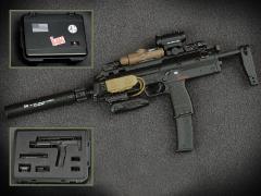 Heckler & Koch MP7 & Pelican Case (Set E) 1/6 Scale Accessory Set