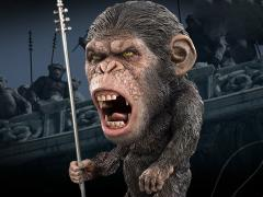 Rise of the Planet of the Apes Deform Real Caesar (Spear)