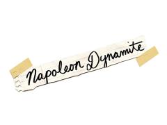 Napoleon Dynamite Fox Throwback Action Vinyls Pedro