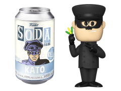 The Green Hornet Vinyl Soda Kato Limited Edition Figure