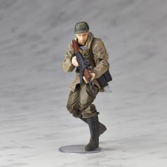 Metal Gear Solid V RMEX-002 Soviet Soldier Action Figure The Phantom Pain