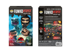 Pop! Funkoverse: Jurassic Park 101 Strategy Game Expandalone