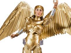 Wonder Woman 1984 DC Multiverse Wonder Woman (Gold Armor) Figure