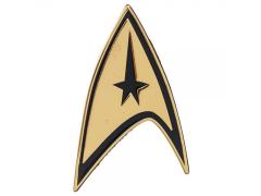 Star Trek Command Badge Pin