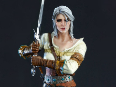 The Witcher 3: Wild Hunt Premium Masterline Ciri of Cintra 1/4 Scale Statue