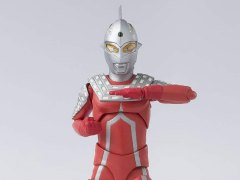 Ultraman S.H.Figuarts Ultra Seven (2nd Production Run)