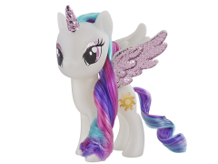 My Little Pony Toy Princess Celestia Sparkling Figure