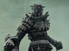 Shadow of the Colossus Ultimate Diorama Masterline The Third Colossus Statue