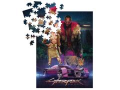 Cyberpunk 2077 Neokitsch 1000-Piece Puzzle