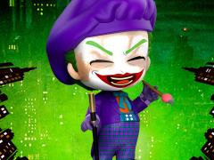 Batman (1989) Cosbaby The Joker (Laughing Ver.)