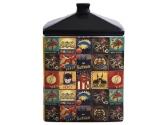 DC Comics  Retro Square Cookie Jar