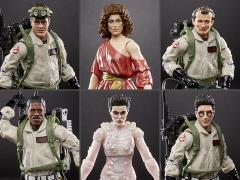 Ghostbusters Plasma Series Wave 1 Set of 6 Figures (Terror Dog BAF)