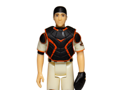 MLB Baseball Superstars ReAction Buster Posey (San Francisco Giants) Figure