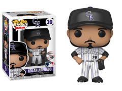 Pop! MLB: Rockies - Nolan Arenado