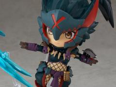 Monster Hunter Nendoroid No.1284 Hunter (Female Nargacuga Alpha Armor Ver.)