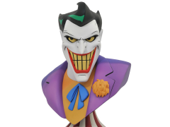 Batman: The Animated Series Legends in 3D The Joker 1/2 Scale Limited Edition Bust