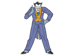 Batman: The Animated Series Joker Pin