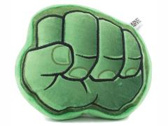 Marvel Hulk Fist Plush Dog Toy