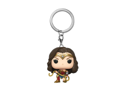 Pocket Pop! Keychain: Wonder Woman 1984 - Wonder Woman