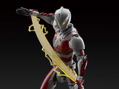 Ultraman Figure-rise Standard Ultraman (Suit Version A) Action Ver. Model Kit