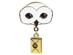 Harry Potter Hedwig Letter Pin