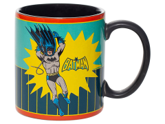 DC Comics Retro Batman Mug
