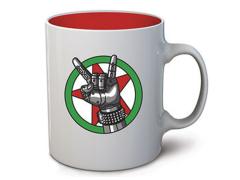Cyberpunk 2077 Silverhand Mug