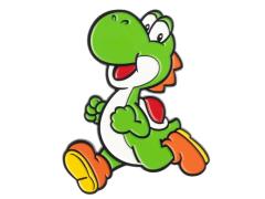 Super Mario Running Yoshi Pin