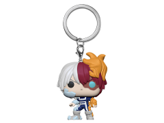 Pocket Pop! Keychain: My Hero Academia - Shoto Todoroki