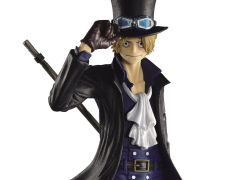 One Piece Scultures Big Sabo