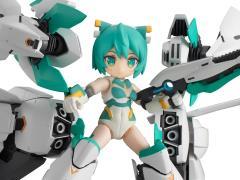 Alice Gear Aegis Desktop Army Sylphy II (Ganesha Armor)