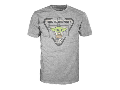 Funko Tee! Star Wars: The Mandalorian - The Child This is the Way