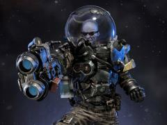 Batman: Arkham Origins Museum Masterline Mr. Freeze 1/3 Scale Statue